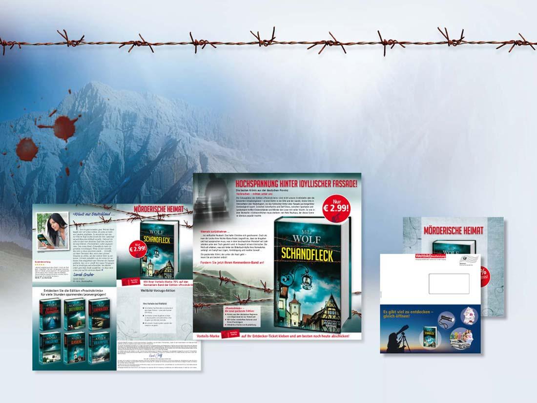 Weltbild ist ein Kunde vom creativteam24 München